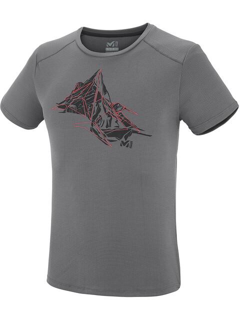 Millet Needles - T-shirt manches courtes Homme - gris